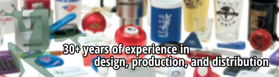 30+ years of experience in design, production, and distribution